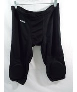 Preowned Riddell Black Youth Knee Football Practic Pants XL - $11.83