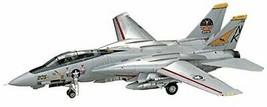 Hasegawa 1/48 US Navy F-14A Tomcat plastic model PT46 - $44.29