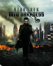 Star Trek Into Darkness Steelbook Blu-ray