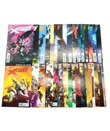 Uncanny X-Force 2 3 5-21 23-34 Nearly Complete w Signed Issues Marvel Co... - $101.58