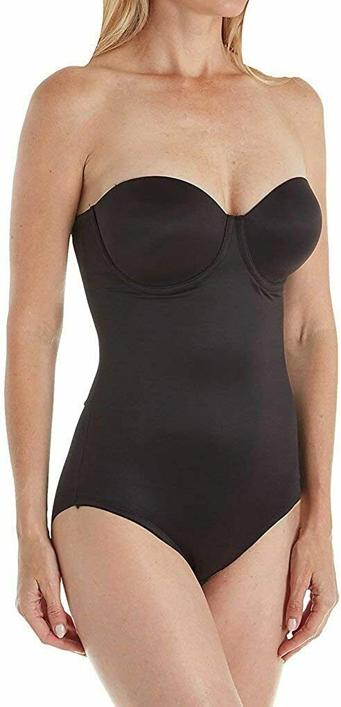 TC Fine Intimates Low Back Firm Control Bodysuit & Reviews