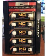 5 Boxes MC Lady And 1 Box Nike Precision Golf Balls 18 Total - $5.00