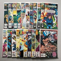Lot of 20 Excalibur (1988 1st Series) #1-85 VF Very Fine - $63.36