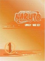 Naruto complete DVD box sets (volumes 1-16) (an... - $400.00