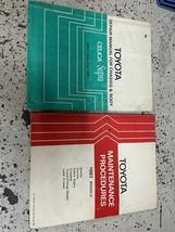 1982 Toyota Celica Supra Elettrico Cablaggio Diagramma Manuale & Manuten... - $89.05