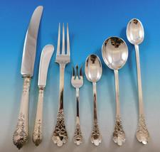 Charles II by CJ Vander Sterling Silver Flatware Service Set 71 Pcs Dinner - $10,500.00