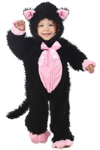 Princess Paradise Black & Pink Kitty Cat Infant Toddler Halloween Costum... - $39.99
