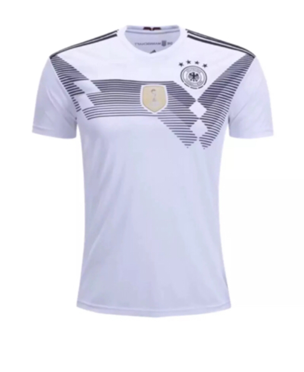 da62b11e3 Img 4607. Img 4607. Previous. 2018 World Cup Germany National Team Adidas  XXL BLANK Soccer Jersey