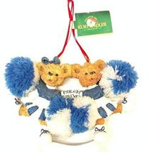 Friends Forever Cheerleader Ornament 3.5 x 4.5 (Blue) - $14.85