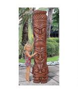 Grand Island Tiki Totem Statues - $1,024.86