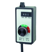 120 Volt AC/DC Variable Speed Controller - $30.07