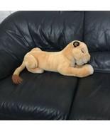 Large Disney The Lion King Sarabi Simba's Mom Plush Stuffed Animal Soft ... - $123.99