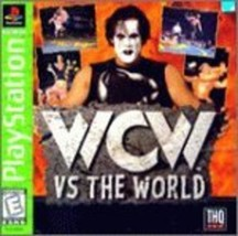 WCW vs. The World - Playstation [PlayStation] - $17.09