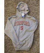 Classic Champion Stanford Hoodie in Gray in Size Large - $29.69