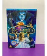 Disney Enchanted (DVD, 2008, Widescreen) Amy Adams with Slipcover - $4.94