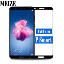 P Smart Tempered Glass for Huawei P Smart Dual SIM PSmart 9H Full Cover Protecti - $6.01