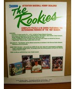 Sports Advertisement Donruss '87 First Edition The Rookies1987 - $5.39