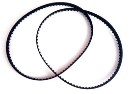 2 New BELTS Porter Cable  1341559 31-460 31-460C T1,2,3 Disc Sander BDSA... - $16.17