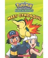 Meet Cyndaquil (Pokemon) [Sep 01, 2010] Scholastic - $4.90