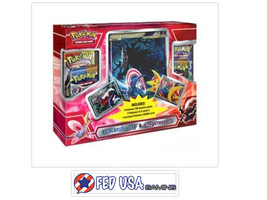 Pokemon Clash of Legends Darkrai & Cresselia Box Sealed TCG 4 Booster Packs - $89.99