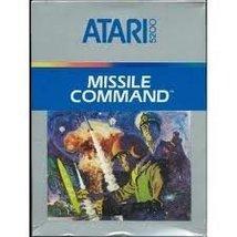 Missile Command [Atari 5200] - $6.32