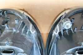 06-08 Mercedes R320 R350 R500 W251 Halogen Headlight Lamps Set L&R image 10