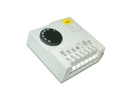 RITTAL  SK 3110   ENCLOSURE THERMOSTAT 10-60 DEGREES CELSIUS - $19.99