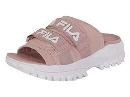 Fila Women's Outdoor Slide Shoes Pcsk/Pcsk/White 11 - €41,41 EUR