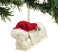 Department 56 Snowbabies Holiday Mail Hanging Ornament, 1.73' - $66.70