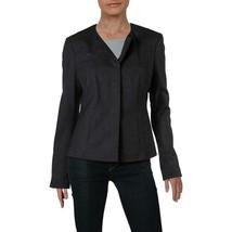 NWT Hugo Boss Javilla Wool Multi-Color Button Down Women's Blazer Size 1... - $148.50