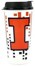NCAA Illinois Illini Hype Travel Cup, Size 8/32 oz, White - $14.04