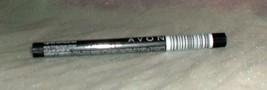 Soft Black // Avon Ultra Luxury Brow Liner Non Retractable Smooth - $6.79