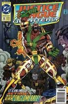 Justice League Quarterly #12 Newsstand Cover (1990-1994) DC Comics - $6.79