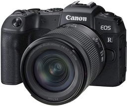 Canon EOS RP Full-Frame Mirrorless Interchangeable Lens Camera + RF24-10... - $1,399.00