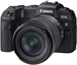 Canon EOS RP Full-Frame Mirrorless Interchangeable Lens Camera + RF24-10... - $1,399.00