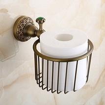 Toilet Paper Wire Basket Wall Mount Tissue Roll... - $39.20