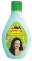 200 ml Aswini Homeo Arnica Hair Oil cantrols hair fall prevents dandruff . - $18.67