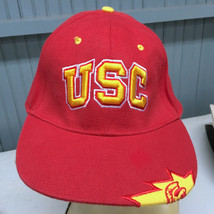 USC Trojans Fitted Size 7 3/4 Baseball Cap Hat - $13.75