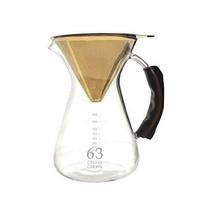 Nankai trade 63 coffee carafe 0701-011 w/Tracking# Japan New - $80.57
