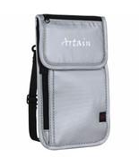 Artain Passport Holder RFID Travel Wallet Security Pouch Card Organizer ... - $18.80