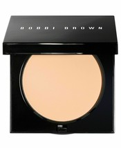 BOBBI BROWN Sheer Finish Pressed Powder Face SOFT SAND 5 Full Size NIB - $49.50
