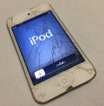 Apple iPod touch 32GB White MD058LLA (4th Generation) - $30.00