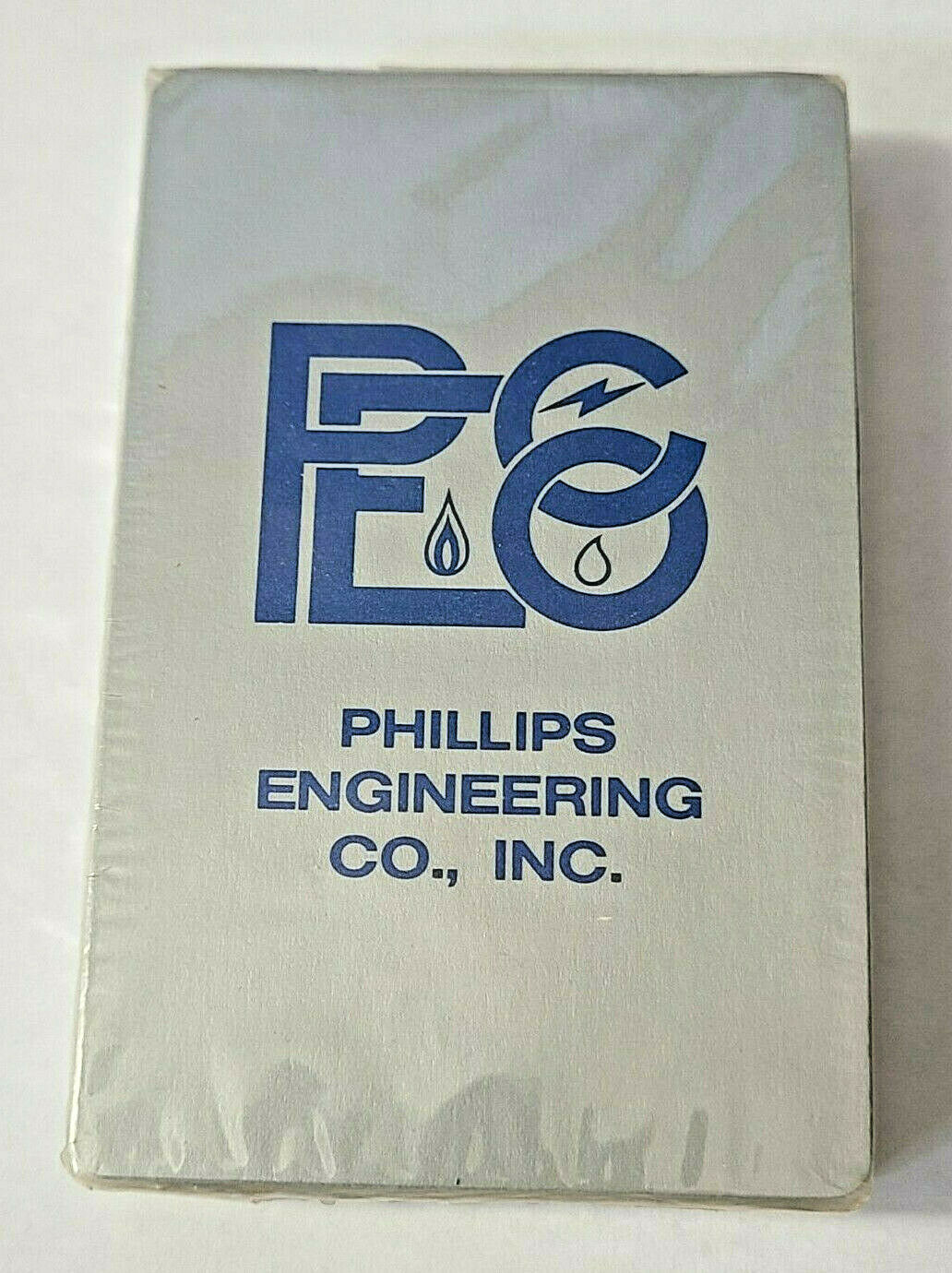 Phillips Engineering Co. Inc. PECO Deck of Playing Cards   (#35)