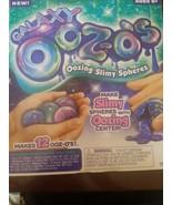 Galaxy Oozo's Oozing Slimy Sphere's Makes 12 Ooz-o's!  - $22.42