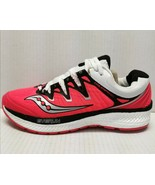 Saucony Triumph Iso 4 S10413-2 Women's Red Low/White Athletic Running Sh... - $98.99