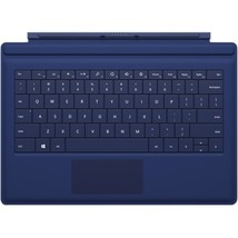 Microsoft Keyboard/Cover Case Tablet - Blue - Bump Resistant, Scratch Re... - $79.82