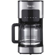 Magic Chef MCSCM12SS 12-Cup Programmable Coffee Maker - €63,64 EUR