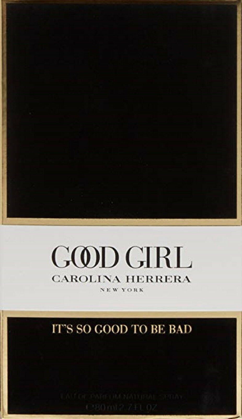 Good Girl by Carolina Herrera 2.7oz 80 ml EDP Perfume for Women *100% AUTHENTIC* image 5