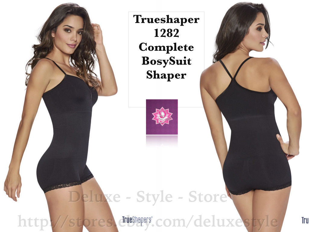 6db261c2e True Shapers 1282 Complete Body Suit Shaper. and similar items