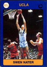 Swen Nater Signed Autographed 1991 Collegiate Collection Basketball Card... - $9.95